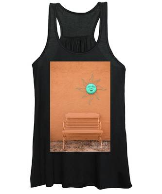 Southwestern Bench  Women's Tank Top