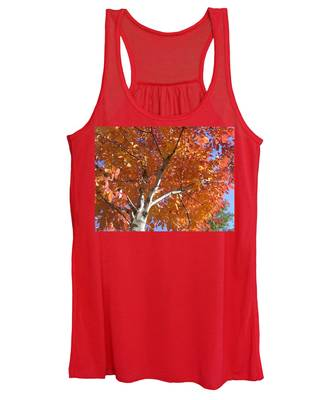 Autumn Aspen Women's Tank Top