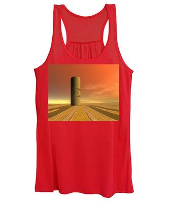 Empty Vase Women's Tank Top