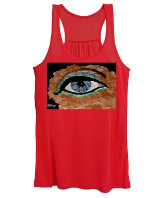 The Looker Women's Tank Top