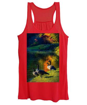 A Place In The Sun Women's Tank Top