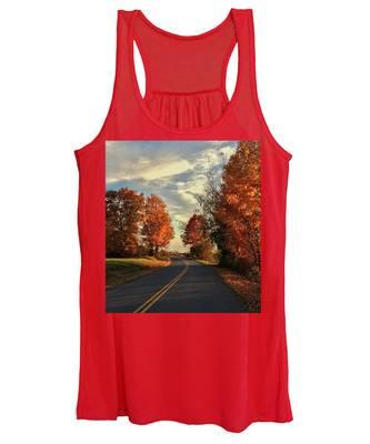 Autumn Drive Women's Tank Top