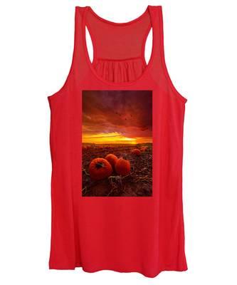 Autumn Falls Women's Tank Top