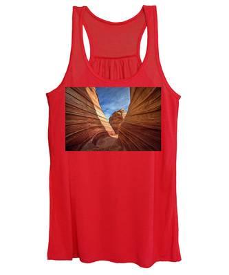 Canyon Atthe Wave Women's Tank Top