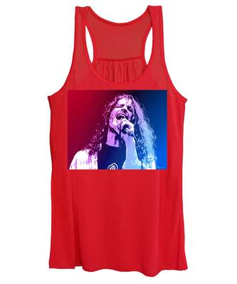 Chris Cornell 326 Women's Tank Top