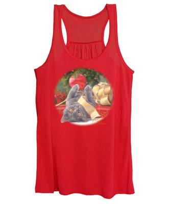 Christmas Surprise Women's Tank Top