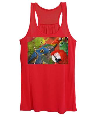 Florida Birds Women's Tank Top