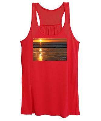 Llangennith Beach Sand Textures Women's Tank Top