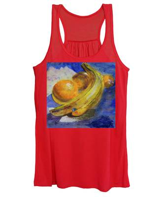 Mixed Fruit Women's Tank Top