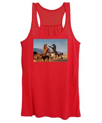 Mustang Clash Women's Tank Top