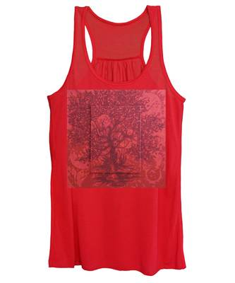 Red Planet Women's Tank Top