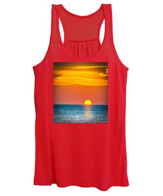 Sunbathing Women's Tank Top