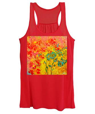 Sunburst Women's Tank Top