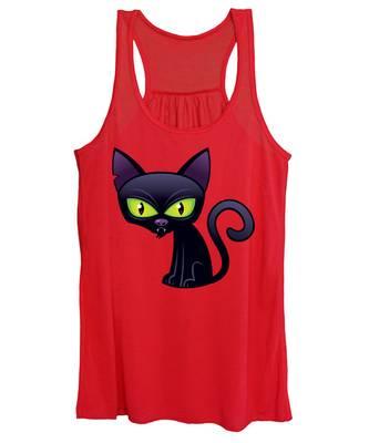Feline Women's Tank Tops