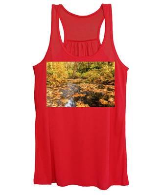 Colours Of Fall Women's Tank Top