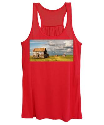 Land For Sale Women's Tank Top
