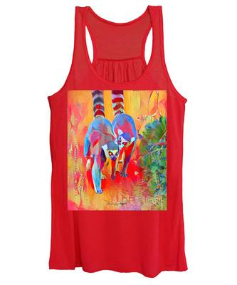 Madagascar Dreaming Women's Tank Top