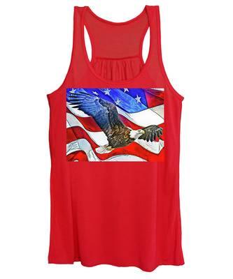 Patriotism Women's Tank Top