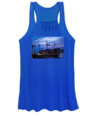 Pirate Ship Women's Tank Top