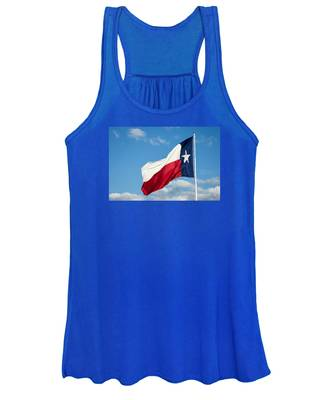 State Flag Of Texas Women's Tank Top