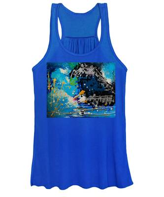 The Wave Women's Tank Top