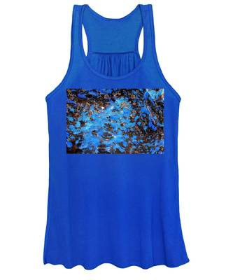 Blue Afternoon Women's Tank Top