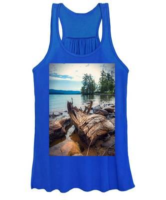 Lake George Palette Women's Tank Top