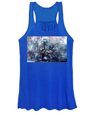 Mid Spring Blooms Women's Tank Top