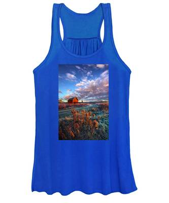 Not All Roads Are Paved Women's Tank Top