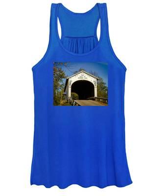 Offutt's Ford Covered Bridge Women's Tank Top