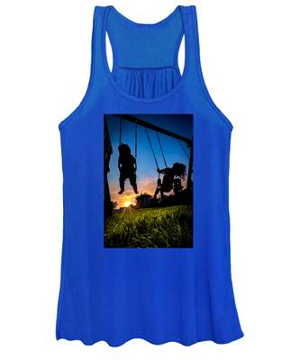 One Last Swing Women's Tank Top