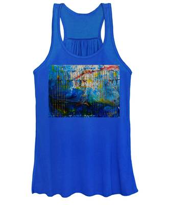 The Sound Wave Women's Tank Top