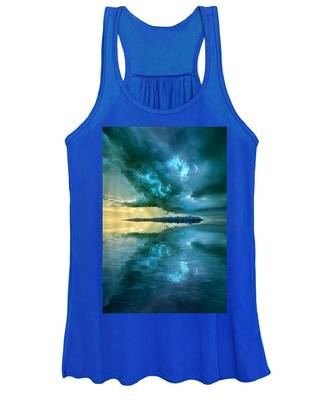 Where The Clock Stops Spinning Women's Tank Top
