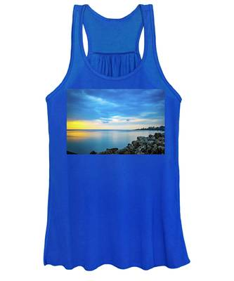 Almost Sunset Women's Tank Top