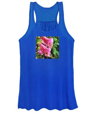 Foxglove Women's Tank Top
