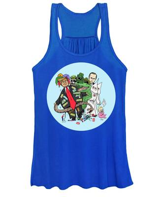 The Cabinet Women's Tank Top