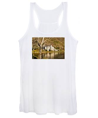 Kylemore Abbey In Winter Women's Tank Top