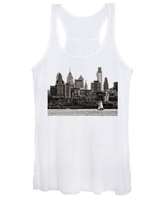Center City Philadelphia Women's Tank Top