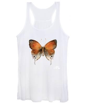 47 Mantoides Gama Butterfly Women's Tank Top