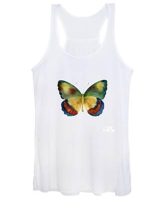 67 Bagoe Butterfly Women's Tank Top