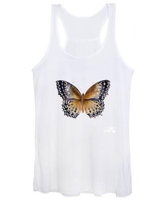 77 Cethosia Butterfly Women's Tank Top
