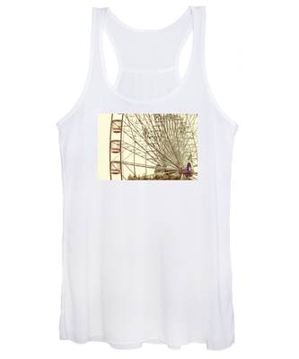 Ferris Wheel Women's Tank Top