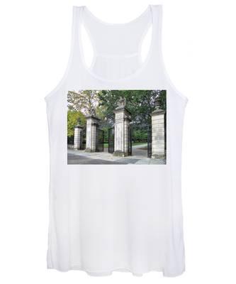 Princeton University Main Gate Women's Tank Top