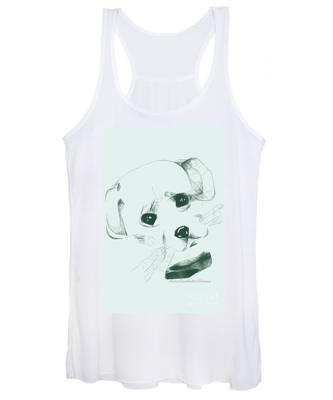 Puppy Women's Tank Top
