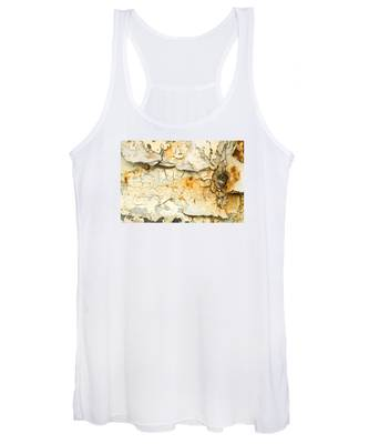 Rust And Peeling Paint Women's Tank Top