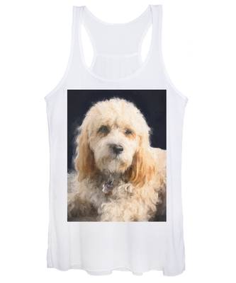 The Wink Women's Tank Top