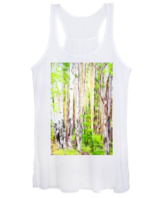 Out Of One Many Fractal Women's Tank Top
