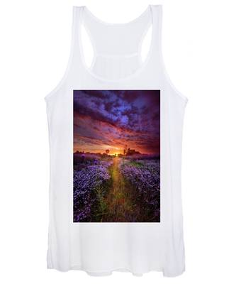 A Peaceful Proposition Women's Tank Top