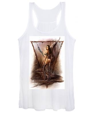 About Elves And Steel  Women's Tank Top