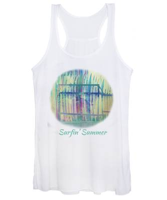Boardwalk Women's Tank Top